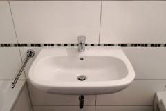 Badezimmer für ein Mietobjekt / Bild 1